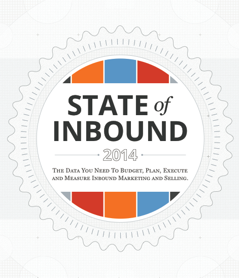 Just Released: State of Inbound Report 2014-2015